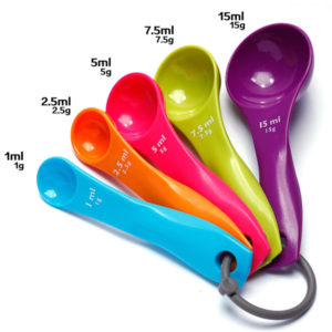 Super-Useful-5PC-Kitchen-Colourworks-Measuring-Spoons-Spoon-Cup-Baking-Utensil-Set-Kit